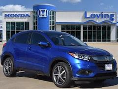 New 2021 Honda HR-V EX 2WD SUV for sale near you in Lufkin TX, near Woodville
