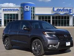 New 2021 Honda Passport EX-L SUV for sale near you in Lufkin TX, near Woodville