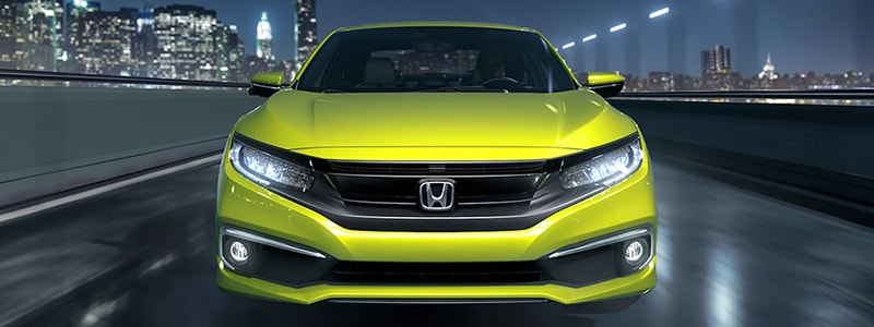 New 2020 Honda Civic Lufkin Texas