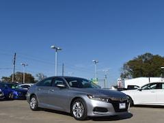 New 2020 Honda Accord LX 1.5T Sedan for sale near you in Lufkin TX, near Woodville