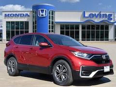 New 2021 Honda CR-V EX 2WD SUV for sale near you in Lufkin TX, near Woodville