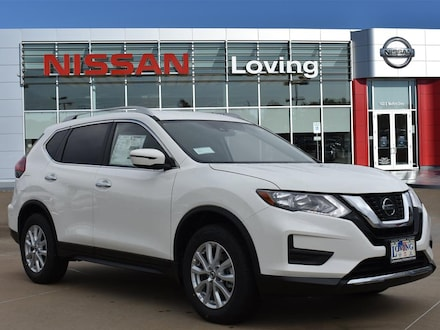 Featured New 2020 Nissan Rogue S SUV for sale near you in Lufkin, TX