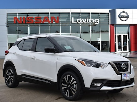 Featured New 2020 Nissan Kicks SR SUV for sale near you in Lufkin, TX