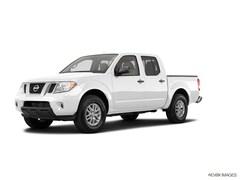 2016 Nissan Frontier SV Truck Crew Cab