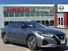 New 2020 Nissan Maxima 3.5 SV Sedan for sale near you in Lufkin, TX