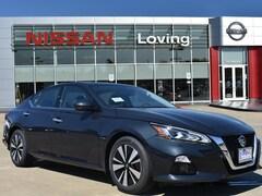 New 2020 Nissan Altima 2.5 SV Sedan for sale near you in Lufkin, TX