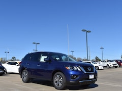 New 2020 Nissan Pathfinder S SUV for sale near you in Lufkin, TX