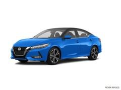 New 2021 Nissan Sentra SR Sedan for sale near you in Lufkin, TX