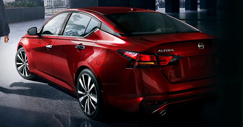 New 2020 Altima Loving Nissan