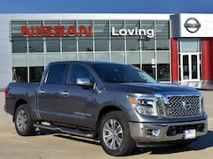 Used 2018 Nissan Titan SL Truck Crew Cab for sale near you in Lufkin, TX