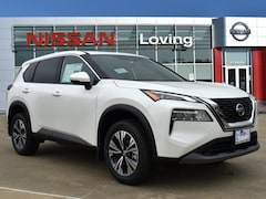 New 2021 Nissan Rogue SV SUV for sale near you in Lufkin, TX