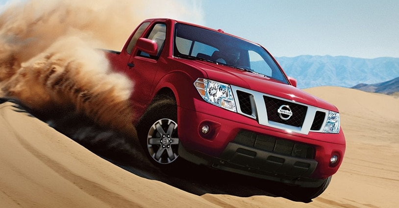 New 2019 Frontier Loving Nissan