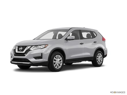 Featured Pre Owned 2017 Nissan Rogue SV SUV for sale near you in Lufkin, TX