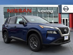 New 2021 Nissan Rogue S SUV for sale near you in Lufkin, TX