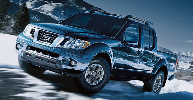 New 2020 Frontier Loving Nissan