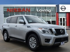 New 2020 Nissan Armada SV SUV for sale near you in Lufkin, TX