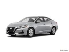New 2021 Nissan Sentra S Sedan for sale near you in Lufkin, TX