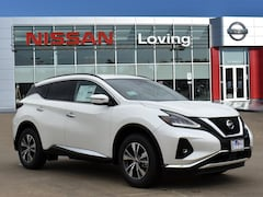 New 2021 Nissan Murano SV SUV for sale near you in Lufkin, TX