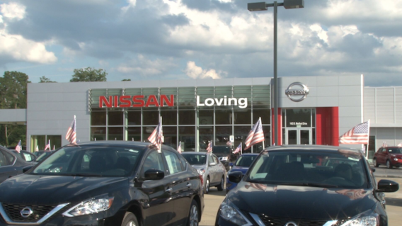 About Loving Nissan Lufkin New Nissan And Used Car Dealer Serving