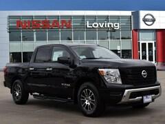 New 2021 Nissan Titan SV Truck Crew Cab for sale near you in Lufkin, TX