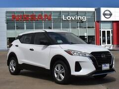 New 2021 Nissan Kicks S SUV for sale near you in Lufkin, TX