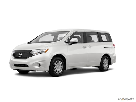 Featured Pre Owned 2015 Nissan Quest Platinum Van for sale near you in Lufkin, TX