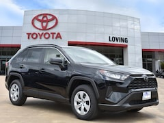 New 2019 Toyota RAV4 LE SUV in Lufkin, TX