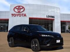 New 2021 Toyota Venza LE SUV in Lufkin, TX