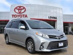New 2019 Toyota Sienna XLE 8 Passenger Van in Lufkin, TX