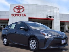 New 2020 Toyota Prius LE Hatchback in Lufkin, TX