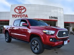 New 2019 Toyota Tacoma TRD Sport V6 Truck Double Cab in Lufkin, TX