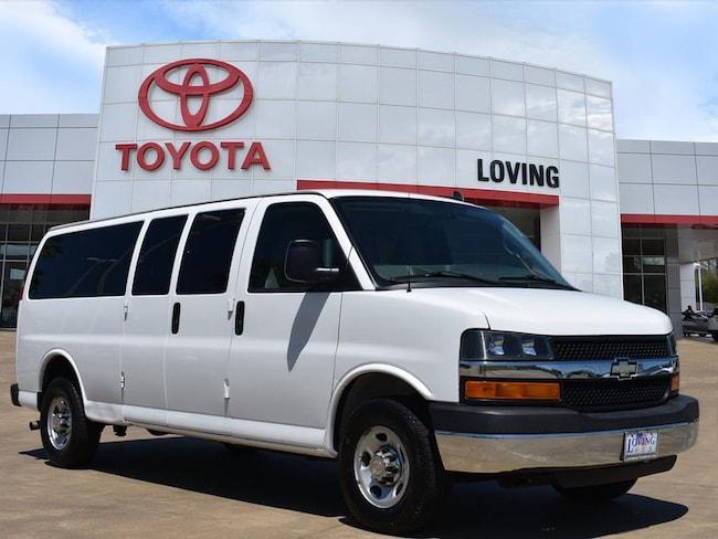 2016 Chevrolet Express 3500 LT 3500 Van Extended Passenger Van