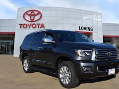 New 2019 Toyota Sequoia Platinum SUV in Lufkin, TX