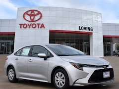 New 2021 Toyota Corolla L Sedan in Lufkin, TX