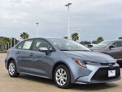 New 2020 Toyota Corolla LE Sedan in Lufkin, TX