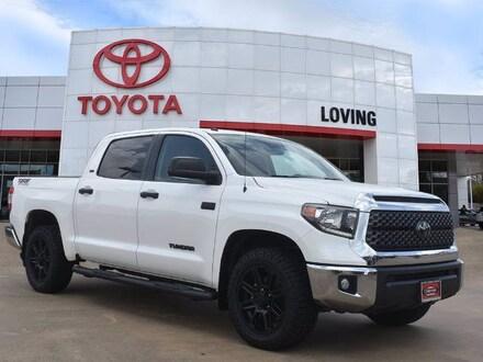 2018 Toyota Tundra SR5 Truck CrewMax