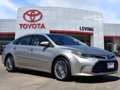 Used 2016 Toyota Avalon Limited Sedan in Lufkin, TX