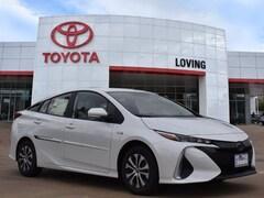 New 2021 Toyota Prius Prime XLE Hatchback in Lufkin, TX