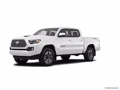 New 2021 Toyota Tacoma SR5 V6 Truck Double Cab in Lufkin, TX