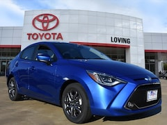 New 2019 Toyota Yaris Sedan XLE Sedan in Lufkin, TX