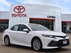 New 2021 Toyota Camry LE Sedan in Lufkin, TX