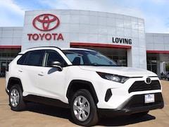 New 2021 Toyota RAV4 LE SUV in Lufkin, TX