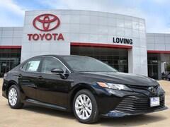 New 2019 Toyota Camry LE Sedan in Lufkin, TX