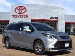 New 2021 Toyota Sienna XLE 8 Passenger Van Passenger Van in Lufkin, TX