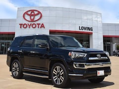 Used 2018 Toyota 4Runner Limited SUV in Lufkin, TX