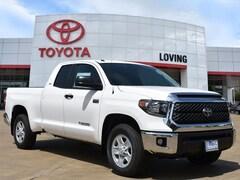New 2019 Toyota Tundra SR5 5.7L V8 w/FFV Truck Double Cab in Lufkin, TX