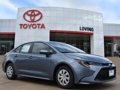 New 2020 Toyota Corolla L Sedan in Lufkin, TX