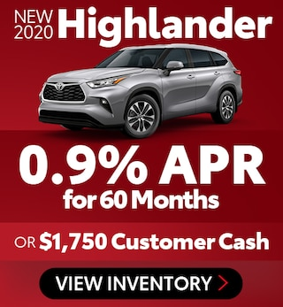 New 2020 Highlander