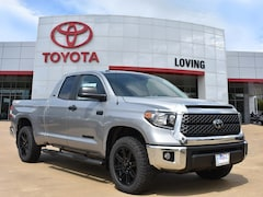 New 2019 Toyota Tundra SR5 5.7L V8 w/FFV Special Edition Truck Double Cab in Lufkin, TX