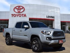 Used 2018 Toyota Tacoma TRD Sport Truck Double Cab in Lufkin, TX